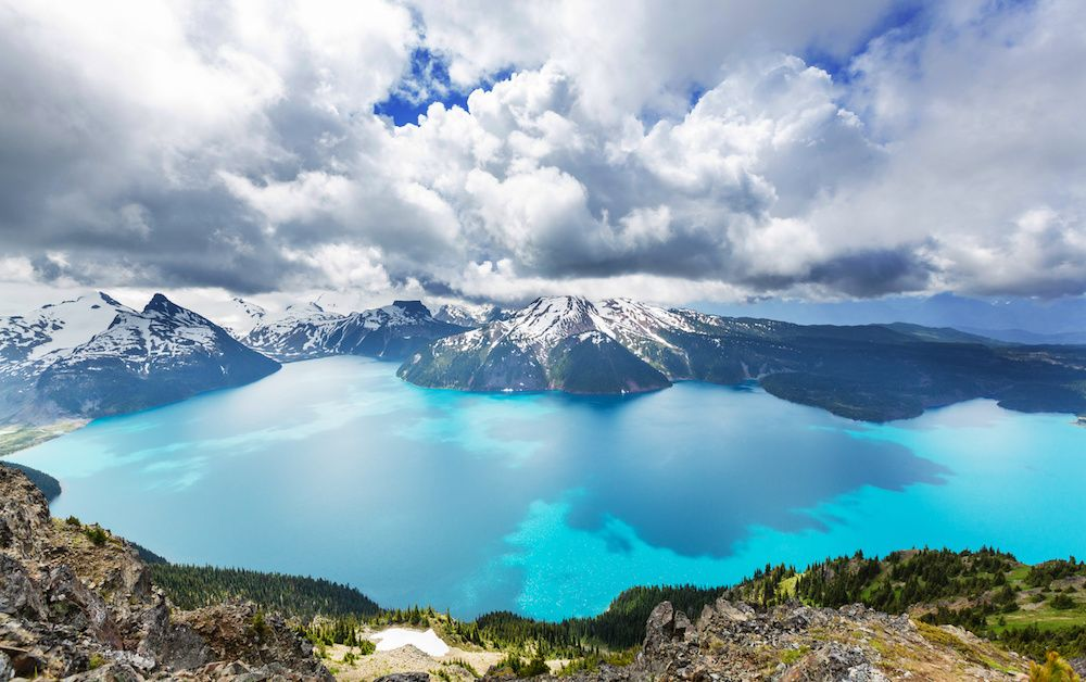 The Top 5 Provincial Parks for RVers in BC