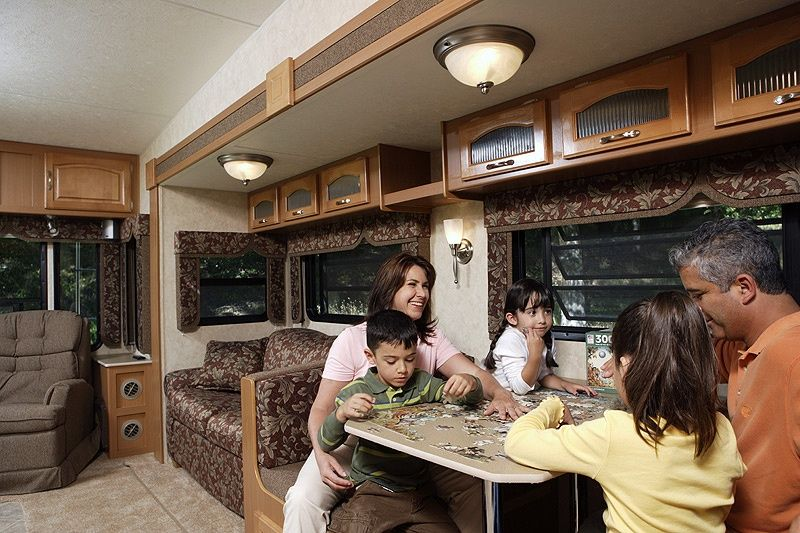 Child-Proofing Your RV For Stress-Free Camping