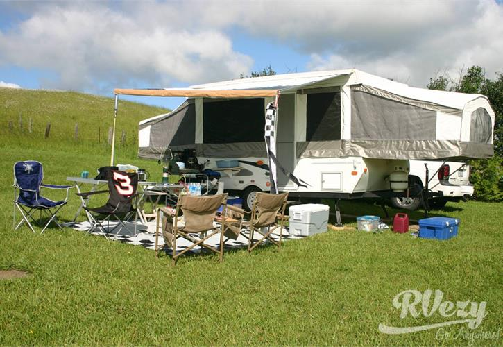 The Key to Quick, Easy and Stress Free Travel Trailer Setup and Pack-up