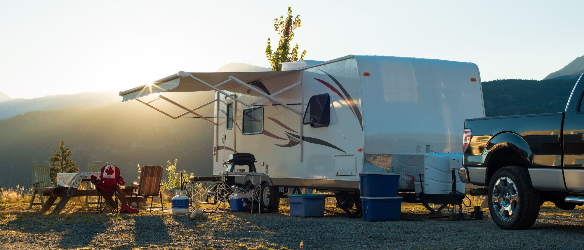 How To Clean and Maintain Your RV Awning