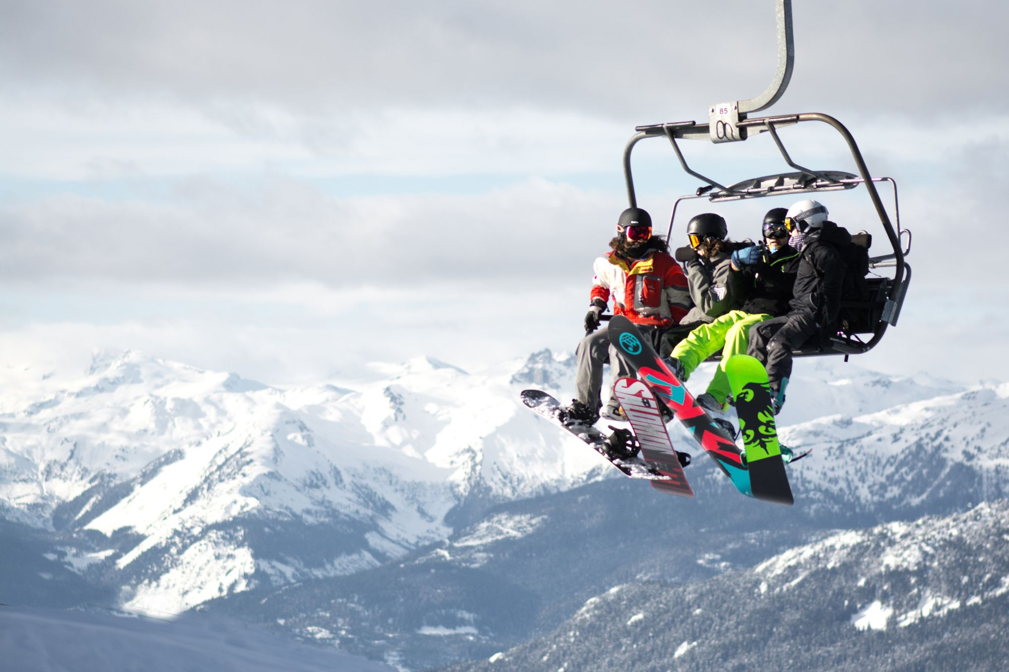 The Best Canadian Ski Resorts that are RV Friendly