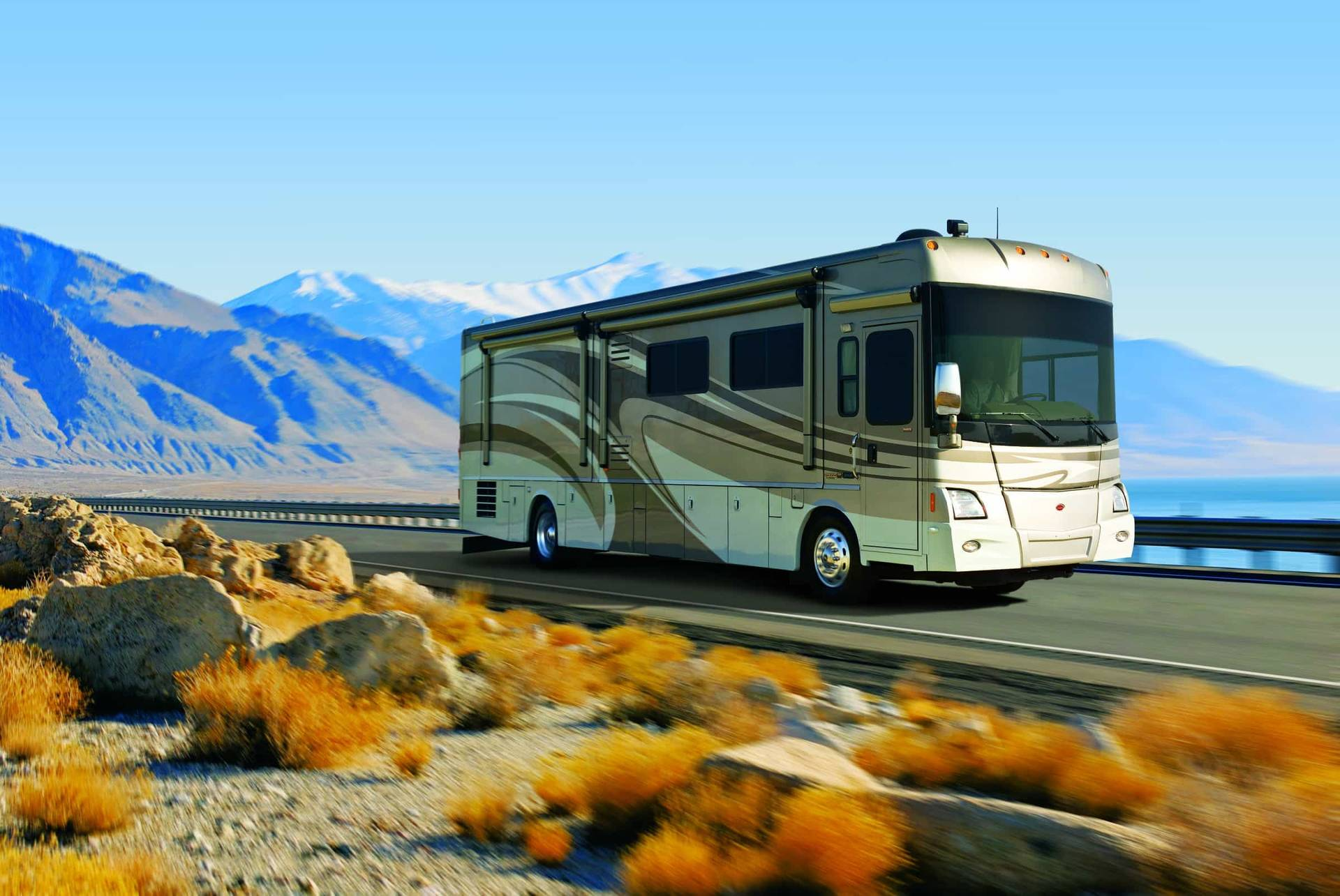 Everything You Need to Know to Rent Your First RV