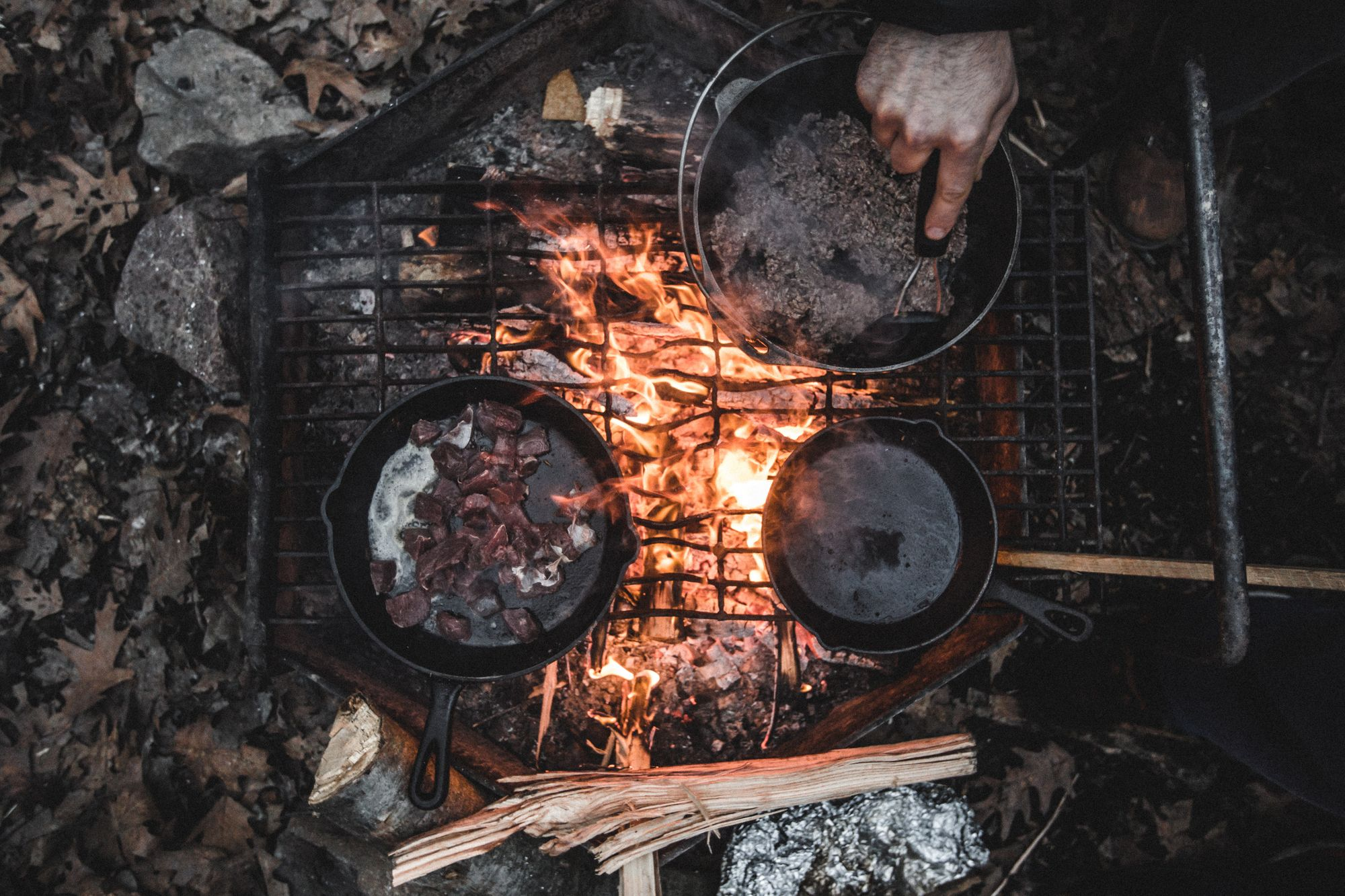 12 Campfire Recipes You Need To Try!