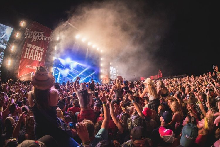Boots & Hearts Checklist (Things To Bring On Your RV Festival Camping Trip)