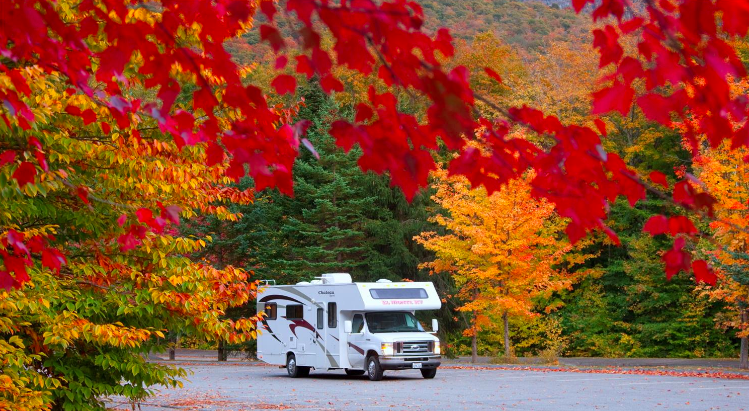 Top 10 Fall Camping Destinations In Canada