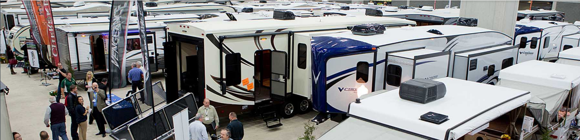 Come meet the RVezy Team at your local RV show in 2020!
