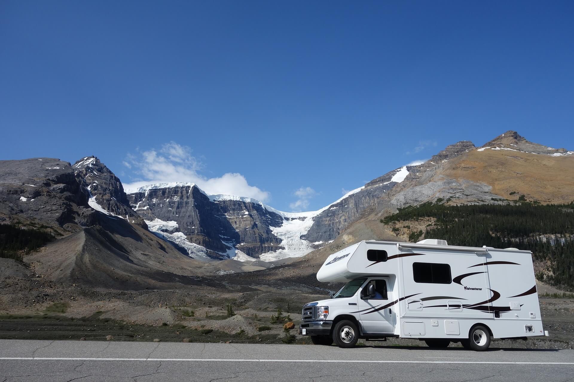 10 terrains de camping pour VR au long de la Route Transcanadienne