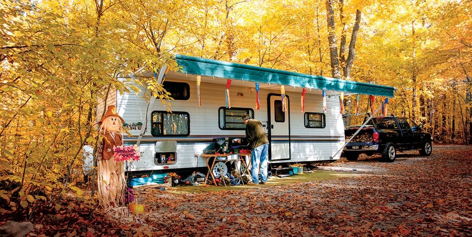Is Fall Camping Actually Better Than Summer Camping?