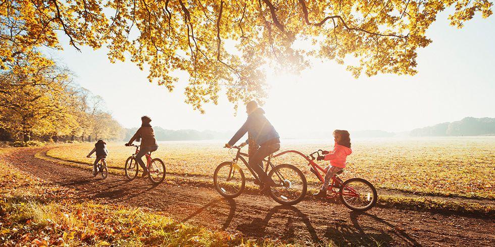 Profitez de ces activités d'automne amusantes avec votre famille