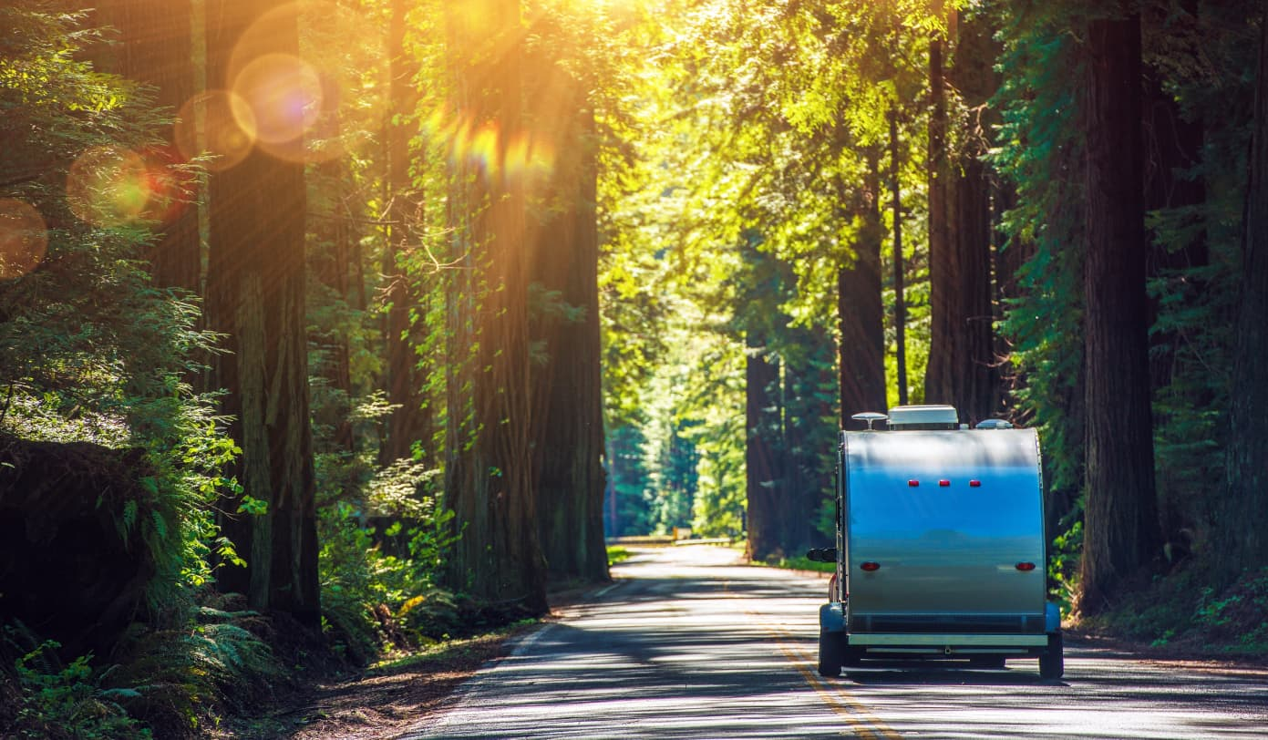 COVID-19 creates 18 million first-time RV travelers in the USA