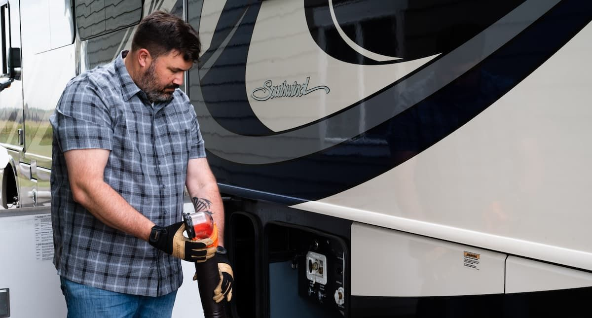 9 Things You Need to Know About Your RV's Black Water Tank