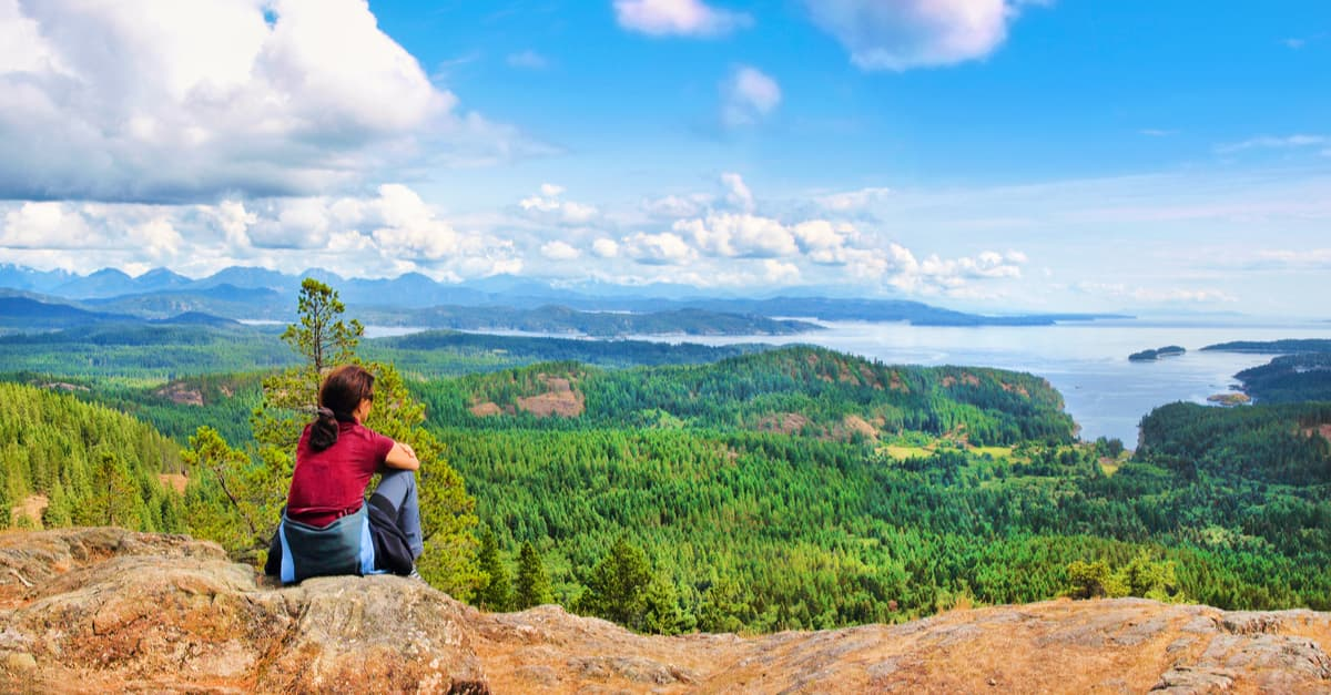How to Find Free RV Camping on Vancouver Island