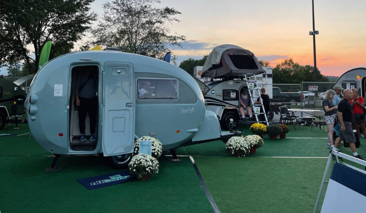 The Best RVs at the 2021 Hershey RV Show